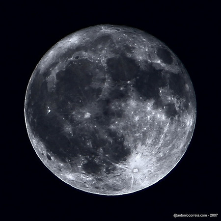 Just another moon shot