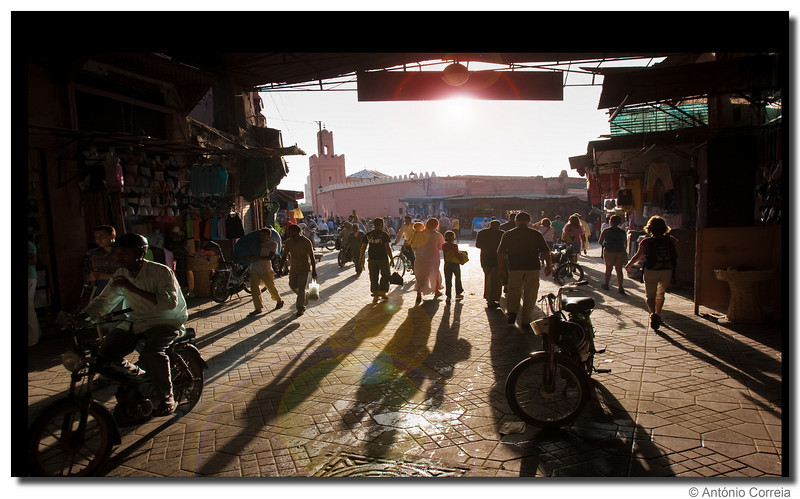 Morocco, Africa - Cityscapes / Doors / Landscapes / Landscapes (again) / Ruins / ...